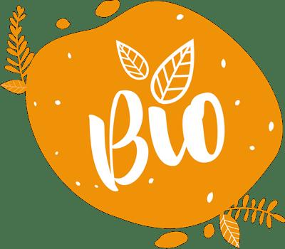 les ingrédients issus de la bio sont toujours utilisées dans nos smoothies et soupes réalisées avec le vélo smoothie