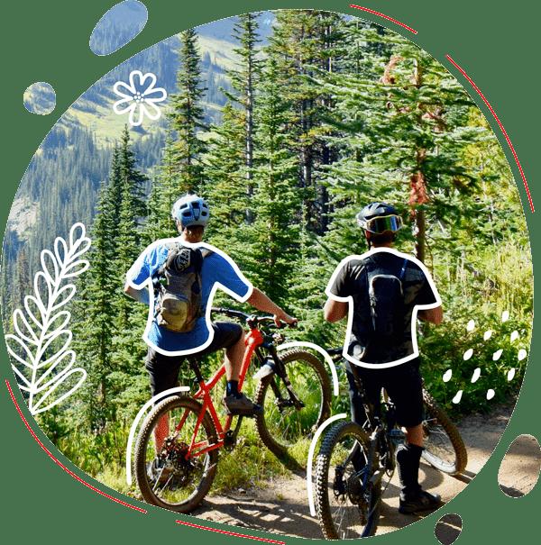 Le vélo smoothie est une animation dynamique et sportive qui invite à bouger