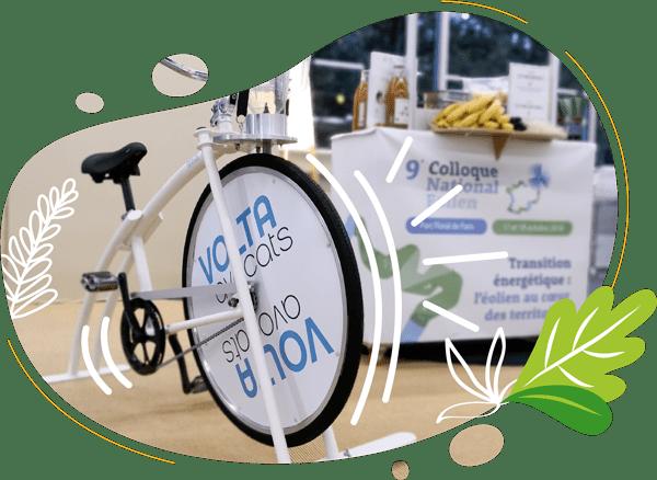 Nos vélos smoothies sont personnalisables