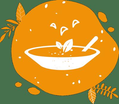 A partir de tomates invitez vos convives à préparer du gazpacho en pédalant sur le vélo
