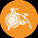 Le cyclojuice est un vélo smoothie fabriqué en normandie