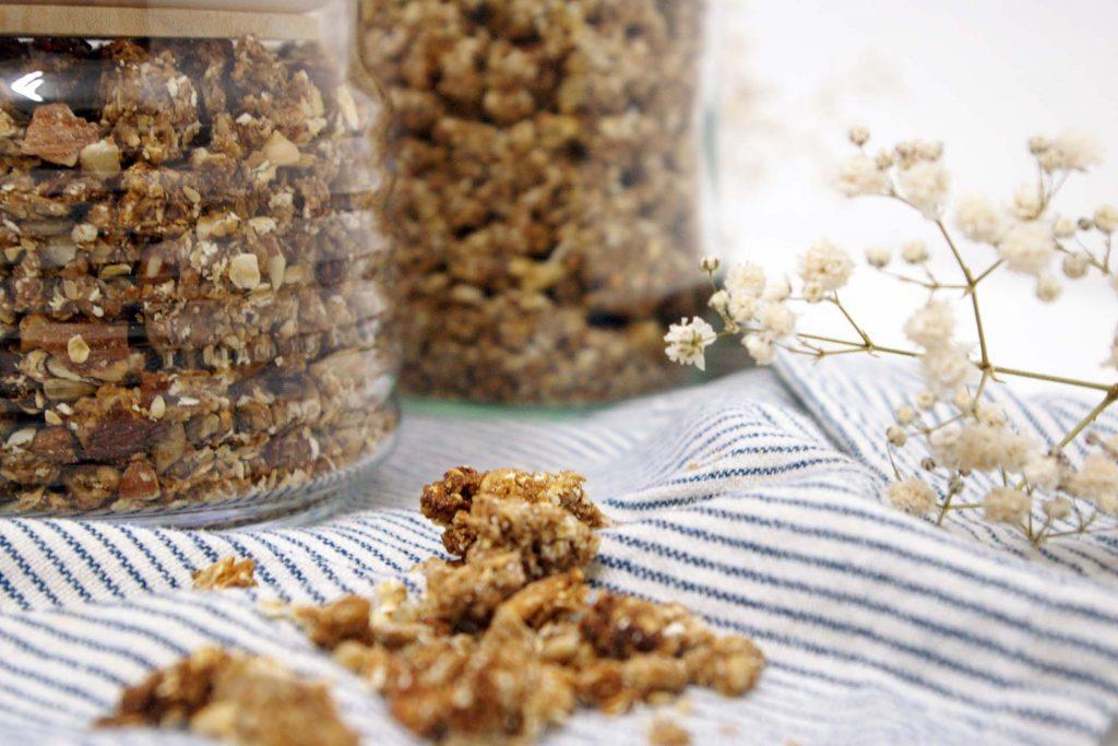 Petit-déjeuner healthy : le granola maison